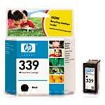 Ink Cartridge No 339 Black (21ml)