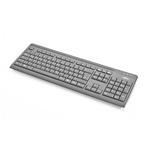 Keyboard Kb410 - USB Black - Azerty Belgian