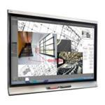 SMART Board Interactive Flat Panel 65in Pro Series with iQ and SMART Meeting Pro
