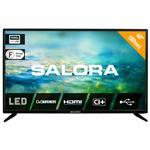 "40""/101cm LED TV Full HD CI+, zwart"