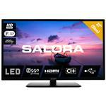 "32""/82cm LED TV HD CI+ DVD, zwart"