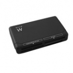 USB2.0 Card Reader All-in-one Black