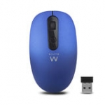 Wireless Mouse 1000 DPI Blue