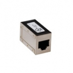 Inline Coupler Rj-45 Shielded C6a